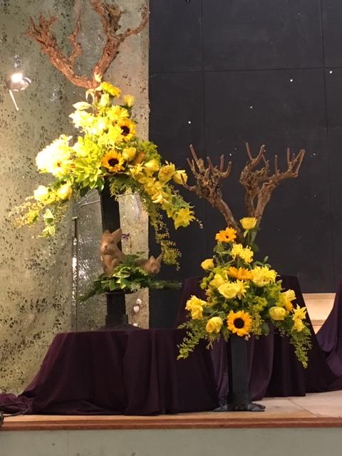 John's sunshine arrangement